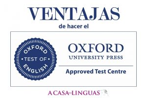Ventajas del Oxford test of english
